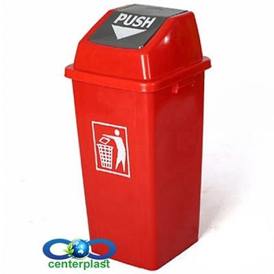 سطل زباله 70 لیتری دمپری