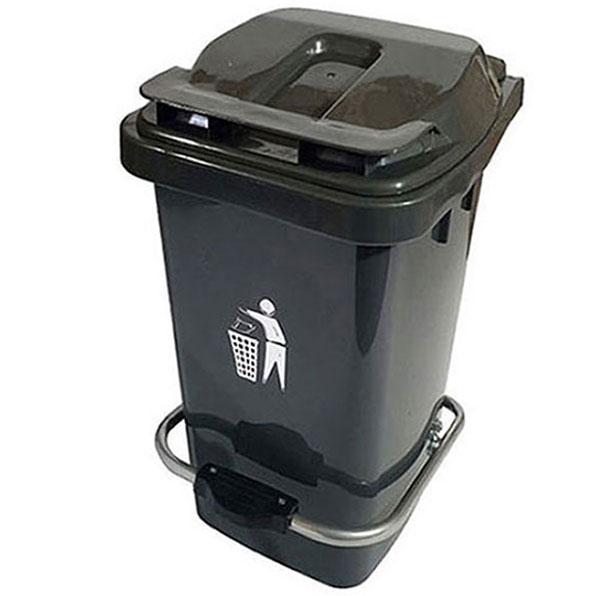 سطل زباله پدال دار 60 لیتری