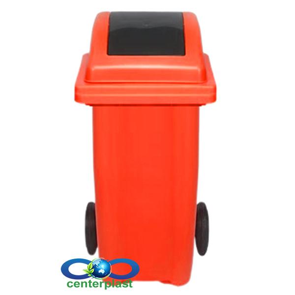 سطل زباله چرخ دار 100 لیتری