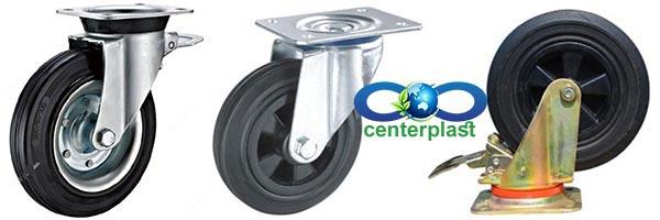 چرخ مخزن زباله 660 لیتری مکانیزه
