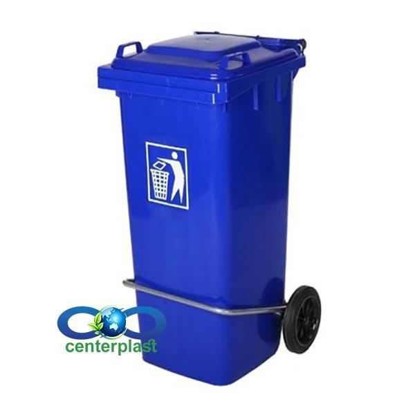 سطل زباله سبلان پلاستیک