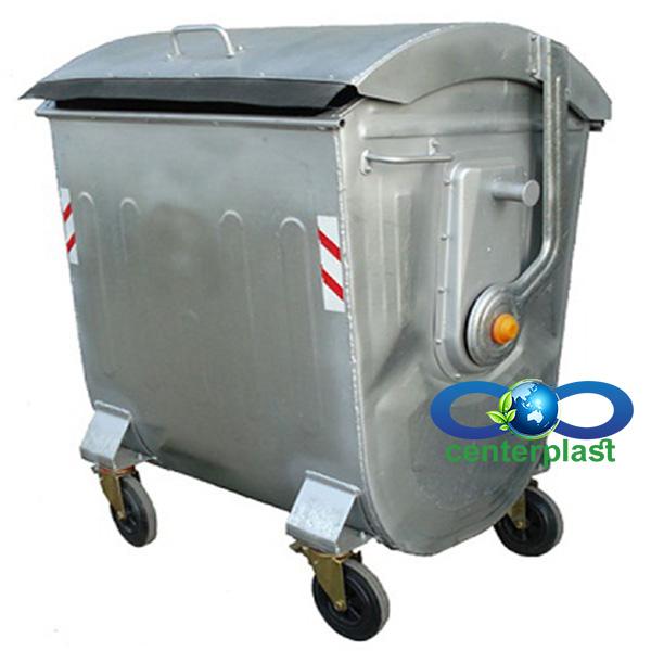 فروش سطل زباله گالوانیزه