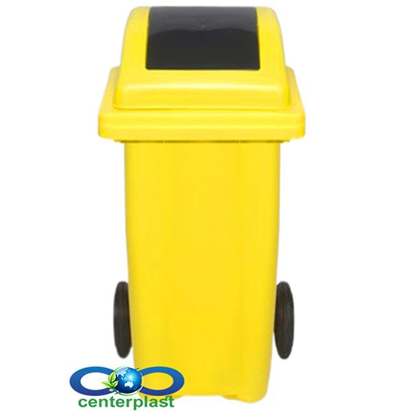 مخزن زباله 100 لیتری دمپری
