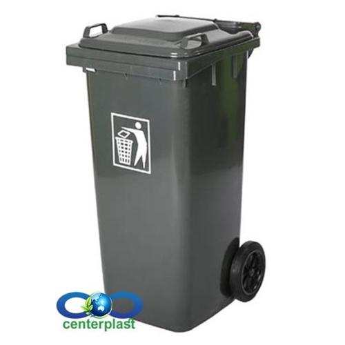 مخزن زباله 100 لیتری پلی اتیلن