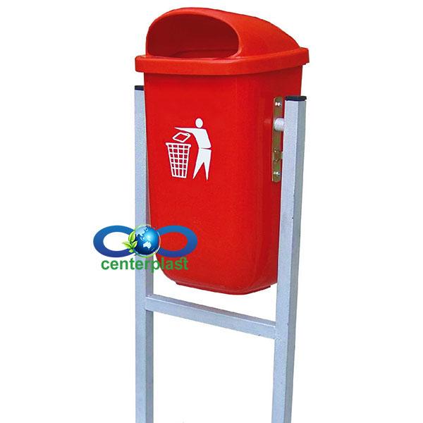 مخزن زباله 50 لیتری پاندولی
