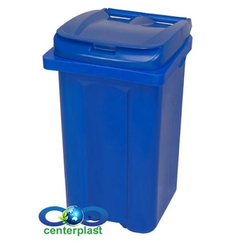 مخزن زباله 60 لیتری پلی اتیلن