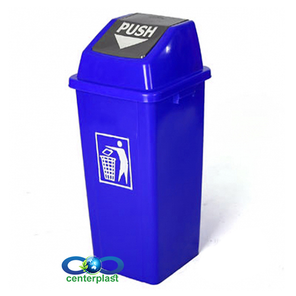 مخزن زباله 70 لیتری دمپری