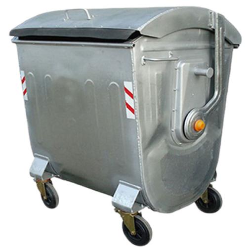 مخزن زباله 770 لیتری درب بارانی