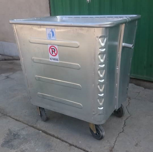 مخزن زباله 770 لیتری مکعب