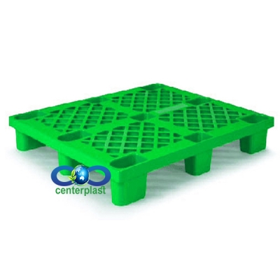 پالت پلاستیکی صنعتی P600 پلی اتیلن