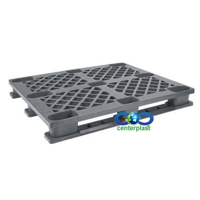 پالت پلاستیکی صنعتی P900 پلی اتیلن